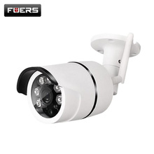 Fuers 720P Ip Camera Wireless Outdoor Home Security CCTV Waterproof Night Vision Mini SD Card Slot IP 66 Cam - KR Alarm Store store