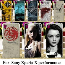 Silicone plastic TV breaking bad Mr.White Aaron Paul Back case for SONY Xperia X performance F8131 F8132 SONY xperia XP Dora bag