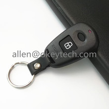 Brand New 2 Buttons Remote Case Fob Housing Replacement Key Shell Blank With Battery Place Position For Hyundai Elantra