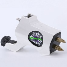 Tattoo Machine Professional  Bishop Rotary Tattoo Machine Gun  Aluminum  Motor Shader/Liner Free Shipping