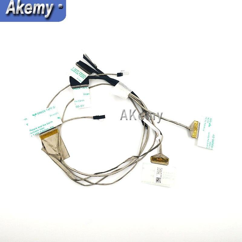 LCD LVDS Video Cable for ASUS X553MA X553M X553 D553M X503M F503M R515MA 40 Pin