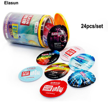 Buy Elasun 24pcs Condoms men Penis sleeve extender High quality natural latex condom 8 Type condooms Adult sex products