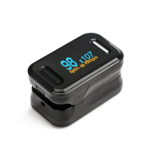 Hailicare Fingertip Pulse Oximeter Dual Color LED Display High Accuracy and Durability Blood Pressure Monitor Medical Equipment