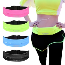 FLOVEME 5.5'' Universal Waterproof Running Sport Belt Bag Pouch For iPhone 6 6s 7 Plus Samsung Galaxy S8 S7 Egde Phone Bags Case