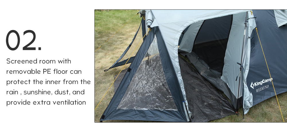outdoor Camping tent pop up tent 5