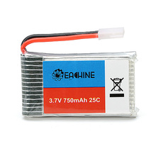 Eachine 3.7V 750mah 25C Lipo Battery for Eachine QX90 E30 E30W Syma X5 X5C X5SC X5SW CX30W