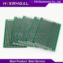 Buy 10pcs 4x6cm 4*6 Double Side Prototype 4x6 PCB diy Universal Printed Circuit Board Free for $2.37 in AliExpress store