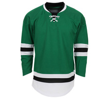 free shipping synthetic embroidery ice hockey jerseys wholesale XP019