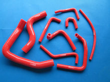 High performance Silicone Radiator Hose Kit for Mitsubishi Pajero NH-NJ V6 3.0 6G72 1991-1996