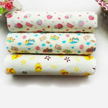 1pc Big Size 70 by 120cm Waterproof Urine Changing Mat Infant Baby Bedding Linens Nappy Cover Resusable Napkins Pad