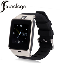 Funelego GV18 Smart Watches Android Wearable Electronics With SIM Camera Clocks For Apple Wrist Watch Cell Phone SmartWatch(China)
