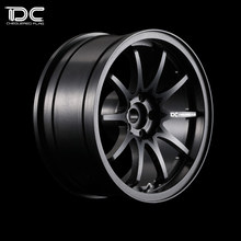 Buy DC RC 1:10 CE28N WHEEL OFFSET +6MM BLACK EP 1:10 RC CARS DRIFT ON ROAD RWD AWD DC-90181, 4PCS for $33.11 in AliExpress store