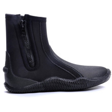 5MM SCR Neoprene Shoes Scuba Diving Vulcanization High Upper Cold Proof Anti Slip Skid Keep Warm Fishing Winter Boots Swim Fins