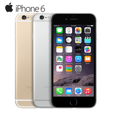 Top Quality Original Unlocked Apple iPhone 6 Dual Core IPS 4.7``1GB RAM 16/64/128GB ROM 8MP LTE IOS Used Smartphone