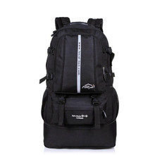35L High-capacity Leisure Backpack Can Be Adjusted Men Women Fashion Light Backpack To Travel Personality Nylon Waterproof B013