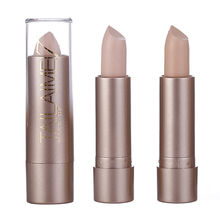 Professional Nude Pores Cover Dark Circle Eye Concealer Face Cosmetics Longwear Moisturizer Base Face Concealer Makeup Stick(China)