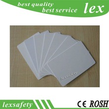 100pcs/lot low frequency ID Proximity Cards 125Khz TK4100 Tk4100 White Card plastic material both side Printable blank rfid card
