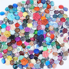 Buy 50pcs/lot Mixed 18mm Snaps Alloy Resin Fashion Snaps Buttons Fit Xinnver Snap Jewelry Snaps Bracelets for $6.96 in AliExpress store