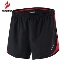 ARSUXEO Men'S Fitness Sports Running Shorts Men Fitness Breathable Quick Drying Shorts Outdoor Summer Sports Shorts
