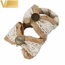 Wedding Napkin Ring With fabric Metal Love Words Table Rings For Serviette Holder Wedding Party Event Dinner Xmas Supplies 04