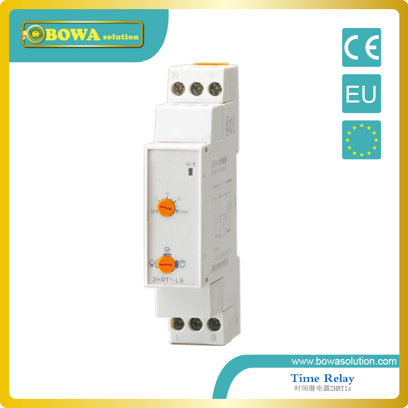 Time Delay for industrial control circuit power control ZHRT-S2(AD240)<br>