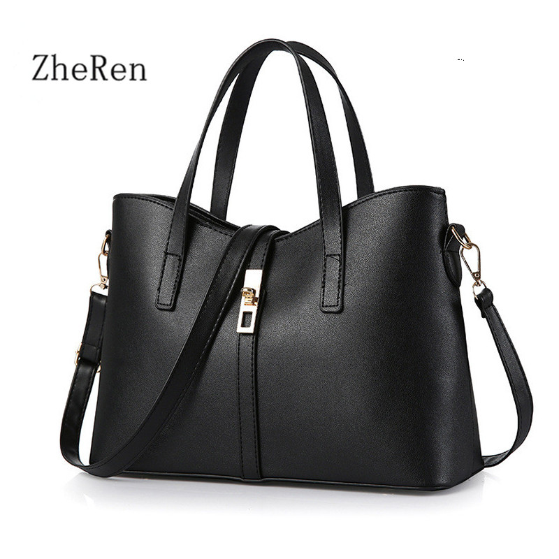 2017 New Time Limited European Womens Classic Handbag Shoulder Bag Crossbody Bag with Short Handle and Zipper Large &gt; 50cm<br><br>Aliexpress
