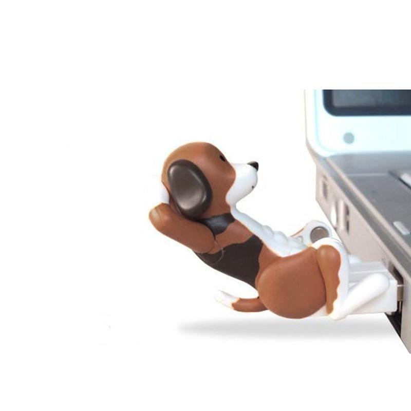 New-Funny-Cute-Pet-USB-Humping-Spot-Dog-Toy-Christmas-EM88