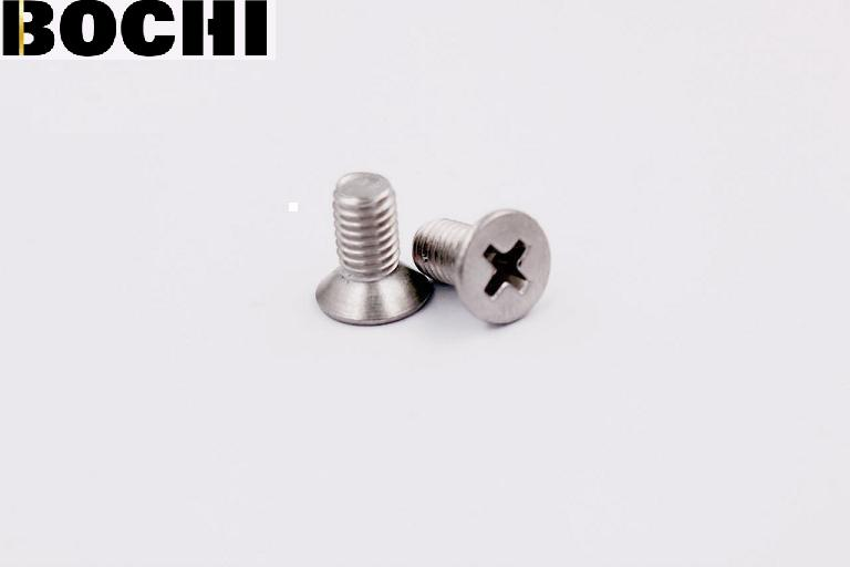 M3*4-M3*60 304 DIN7991 GB70.3 ISO10642 JISB1194 stainless steel Hexagonal Countersunk Screws