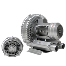 750W Industrial High Pressure Vortex Vacuum Pump 220V 1PH Dry Air Blower for Industrial Machine(China)