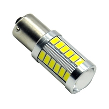 1156 P21W 7056 BA15S 33 smd 5630 5730 led Car Brake Lights fog bulb auto Reverse lamp Daytime Running Light red white yellow 12V