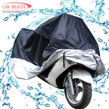High Quality Motorcycle Cover XL Size 245*105*125 CM Rainproof Snowproof Dustproof UV Protection Motorbike Bicycle Covers(China)