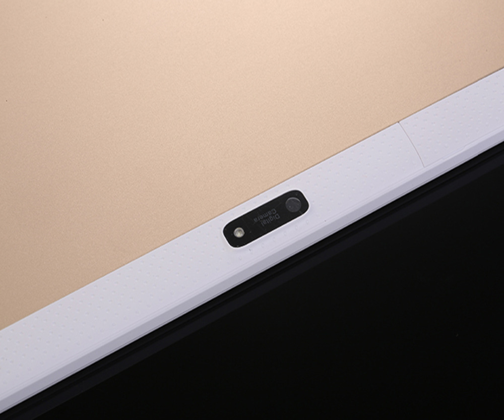 10.1 inch tablet rear camera