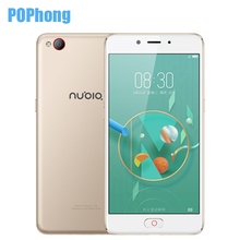 Original Nubia N2 4GB RAM 64GB ROM 5.5 inch Amoled Screen Mobile Phone MT6750 Octa Core Android QuickCharge