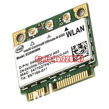 Intel Centrino for Ultimate-N 6300 Wifi wireless mini pcie Card for DELL Latitude E6520 E6510 E6420(China)