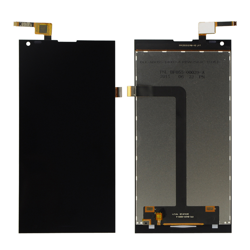 Original For DOOGEE DG550 LCD Display With Touch Screen Digitizer Assembly Free Shipping<br><br>Aliexpress