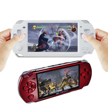 5pcs OWLLON Built-in 5000 games, 8GB 4.3 Inch PMP Handheld Game Player MP3 MP4 MP5 Player Video FM Camera Portable Game Console(China)