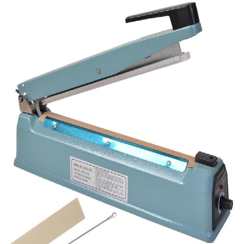 12 Hand Impulse Sealer Heat Seal Machine Poly Sealingfine Craftsmanship<br>
