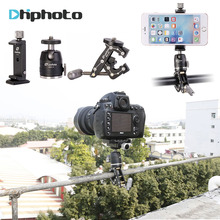 Buy Ulanzi Camera Magic Friction Arm Mount Super Crab Clamp Articulating Tripod Ballhead Mount iPhone DJI Ronin Sony Canon DSLR for $45.65 in AliExpress store