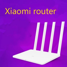 Millet router 3C intelligent wireless home WiFi broadband fiber optic telecommunications signal amplifier