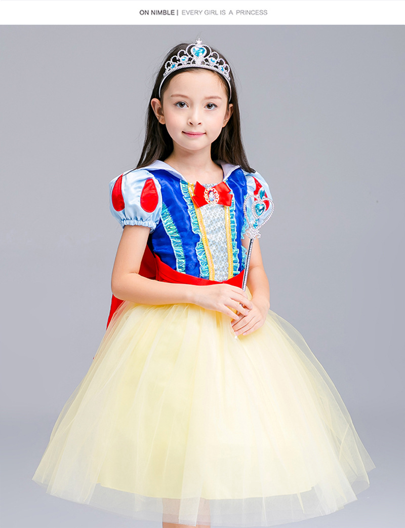 La MaxZa Girls Dress 2018 fashion Casual Style Baby Clothes long Sleeve Bow Pink Kids Girl Party Dress princess festival cloth<br>