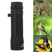 New 10*25 Zoomable Monocular Telescope Optic Lens Night Vision Telescope Scope Binoculars For Outdoor Hunting Camping Bird