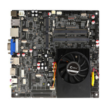 Intel Core i5 5200U Processor Mini Itx Motherboard Supported Dual Channel DDR3L With HDMI And VGA(China)