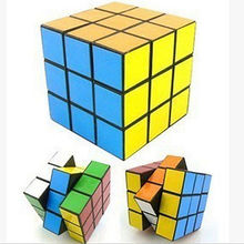 1Pcs The World's Puzzle Amazing Original Rubiks Cube Puzzle S Rubix Game Rubik's Toy Mind Classic Original Gift New