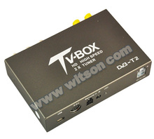 WITSON CAR DVBT2 BOX For Russia Market