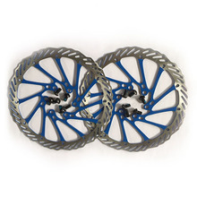 2pcs 160mm Disc Brake Rotor Cycling MTB G3 CS Clean Sweep Road Mountain Bike Bicycle Disc Brake Rotor Bike Blots Screw