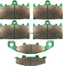 Brake Pads Set for KAWASAKI ZZR400 ZZR-400 ZZR 400 90-92/ ZZR500 ZZR ZZ-R 500 1990 &up/ ZZR600 ZZR-600 ZZR 600 1990 1991 1992