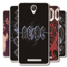 AC DC band Poster protective cases cover For Xiaomi mi5 mi6 mi3 mi4 Redmi Note note2 note3 note4 note4x 4X Phone shell