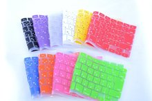 "10pcs Japan Japanese Silicone Soft Protector Cover Skin for MacBook Pro retina 13"" 15"" 17"" Air 13 inch membrane keyboard"