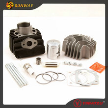 YIMATZU ATV Engine Parts Cylinder Kit 40.5MM for SUZUKI Mini ATVs LT50 50CC Quad Sports 1984-1987