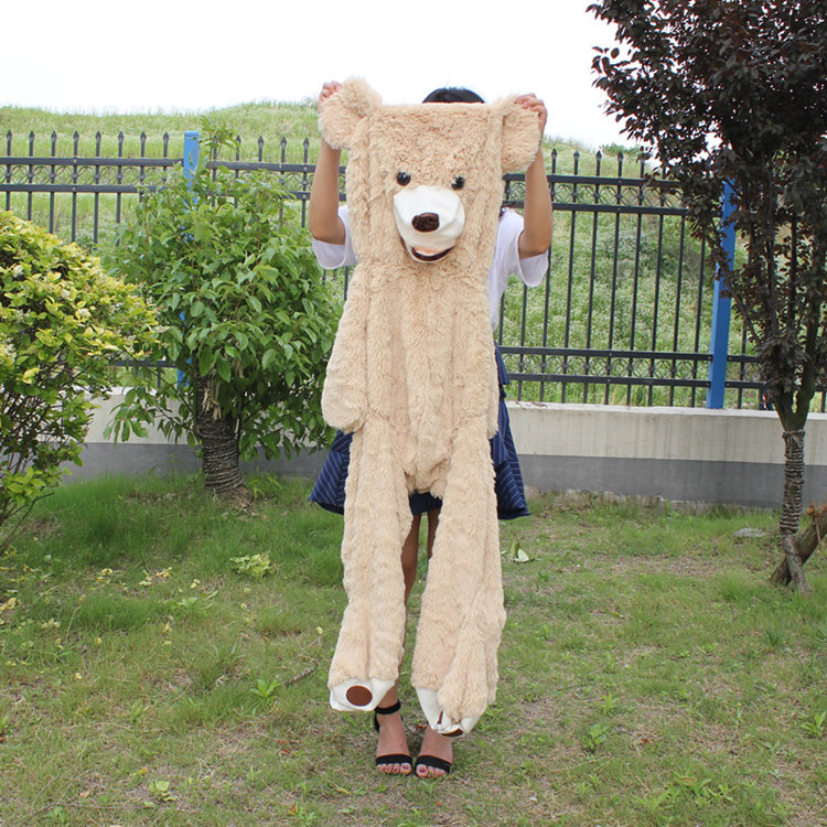 130cm-Giant-Bear-Hull-American-Bear-Teddy-Bear-Skin-Factory-Price-Soft-Toy-Best-Gifts-For